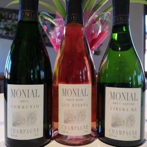 champagne monial